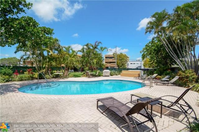 2829 NE 30th St #106, Fort Lauderdale, FL 33306 (MLS #F10117080) :: Green Realty Properties