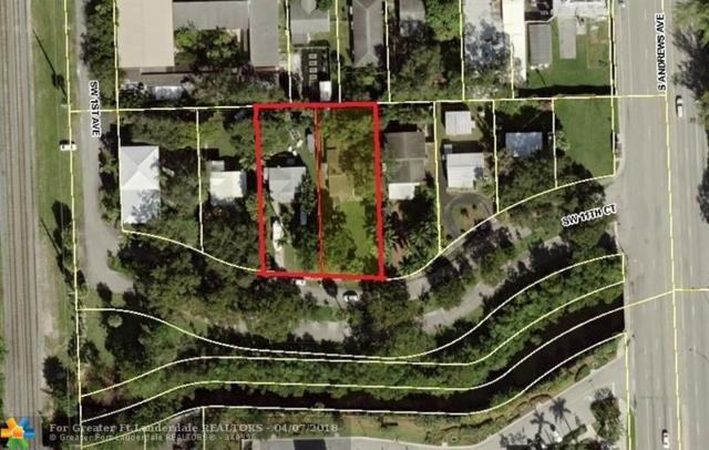 101 SW 11th Ct, Fort Lauderdale, FL 33315 (MLS #F10117094) :: Green Realty Properties