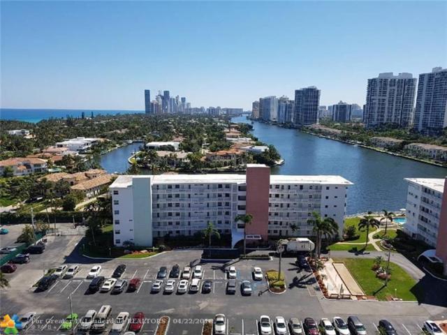 3161 S Ocean Dr #1608, Hallandale, FL 33009 (MLS #F10117184) :: Green Realty Properties