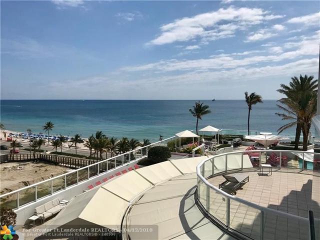 505 N Fort Lauderdale Beach #814, Fort Lauderdale, FL 33304 (MLS #F10117192) :: Green Realty Properties