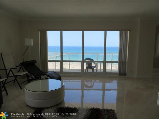 111 N Pompano Beach Blvd #1201, Pompano Beach, FL 33062 (MLS #F10117218) :: Green Realty Properties