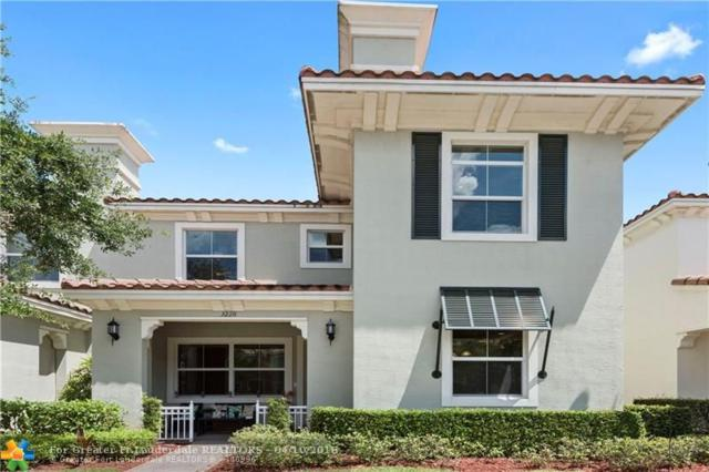 3220 NW 126th Ave #3220, Sunrise, FL 33323 (MLS #F10117245) :: Green Realty Properties