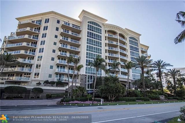 1063 Hillsboro Mile #703, Hillsboro Beach, FL 33062 (MLS #F10117271) :: Green Realty Properties