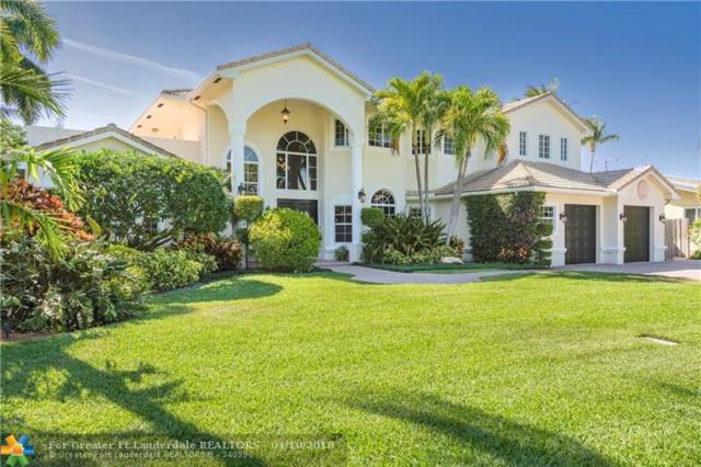 1515 Coral Ridge Dr, Fort Lauderdale, FL 33304 (MLS #F10117275) :: Green Realty Properties