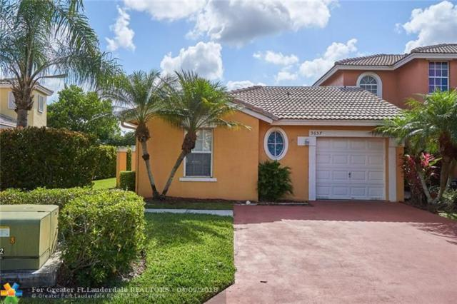5657 NW 117th Ave #5657, Coral Springs, FL 33076 (MLS #F10117386) :: Green Realty Properties