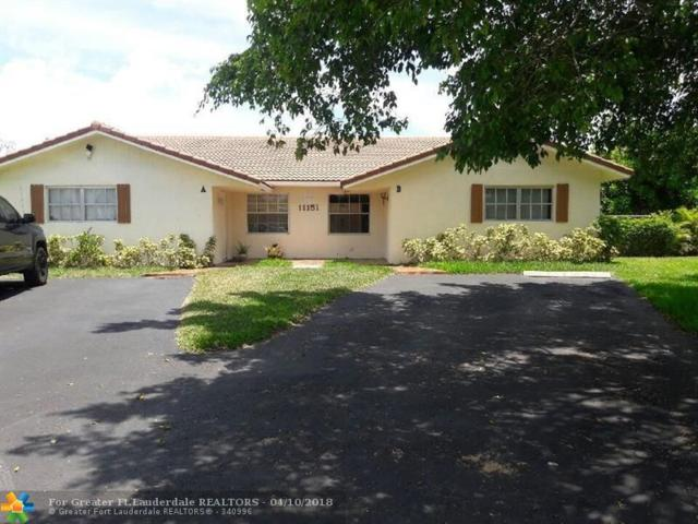 11151 NW 35th Pl, Coral Springs, FL 33065 (MLS #F10117390) :: Green Realty Properties