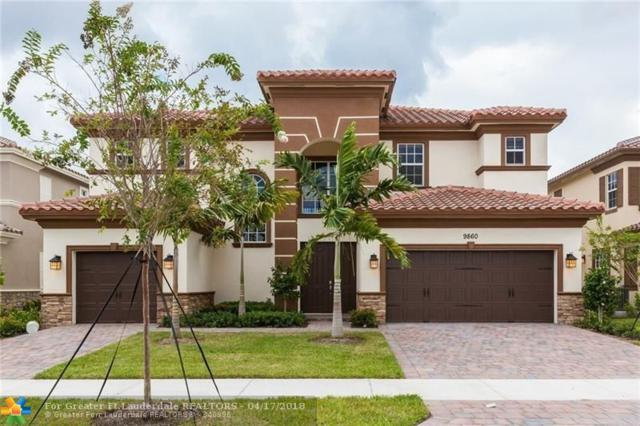9860 Lakeview Ln, Parkland, FL 33076 (MLS #F10117545) :: The O'Flaherty Team