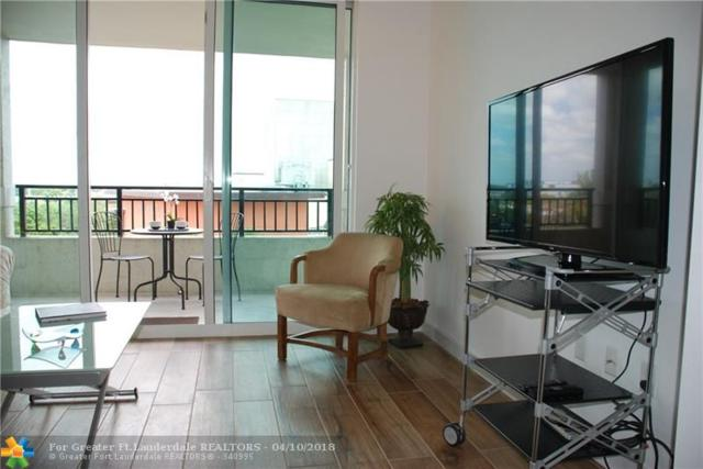 610 W Las Olas Blvd 514N, Fort Lauderdale, FL 33312 (MLS #F10117564) :: Green Realty Properties