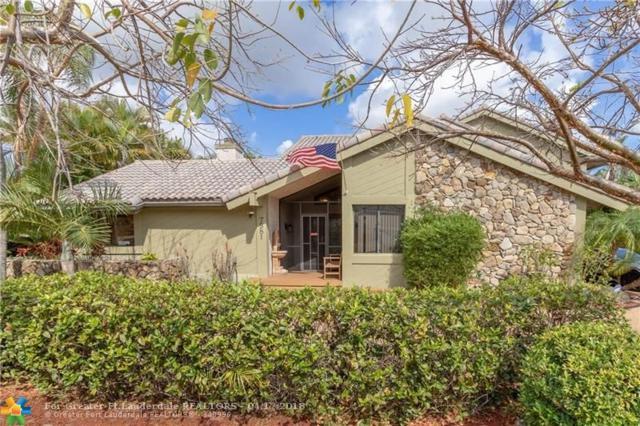 7581 Black Olive Way, Tamarac, FL 33321 (MLS #F10117615) :: Green Realty Properties