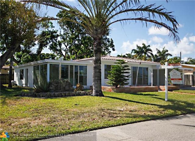 2709 NE 10th Ter, Wilton Manors, FL 33334 (MLS #F10117683) :: Green Realty Properties