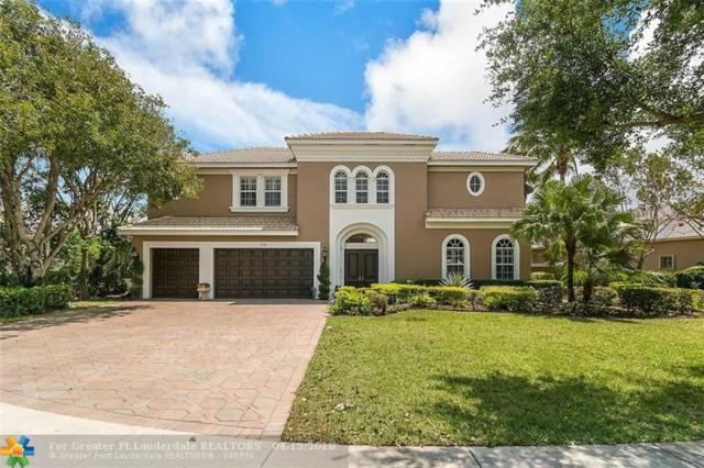 7136 NW 70th Ter, Parkland, FL 33067 (MLS #F10117719) :: Green Realty Properties