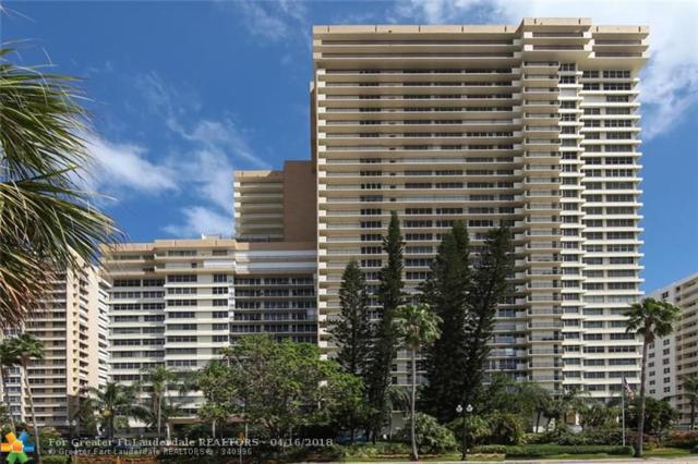 4280 Galt Ocean Dr 20A, Fort Lauderdale, FL 33308 (MLS #F10117743) :: Green Realty Properties