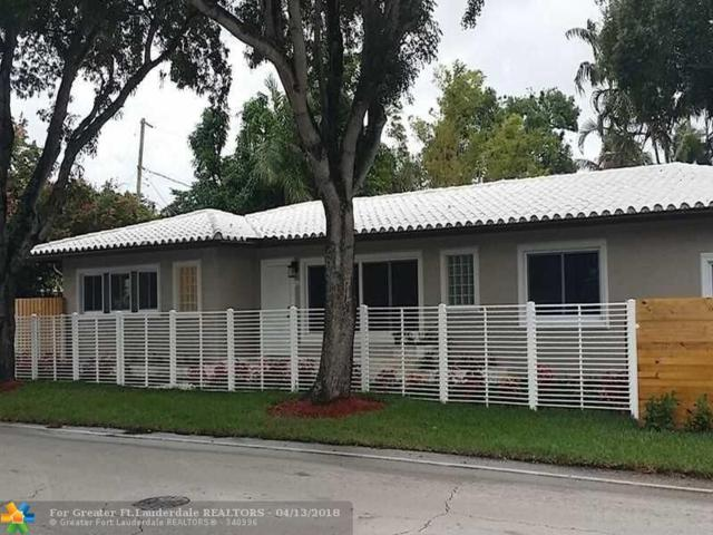 1000 NE 6th St, Fort Lauderdale, FL 33304 (MLS #F10117765) :: Green Realty Properties