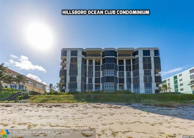 1155 Hillsboro Mile #305, Hillsboro Beach, FL 33062 (MLS #F10117839) :: Green Realty Properties