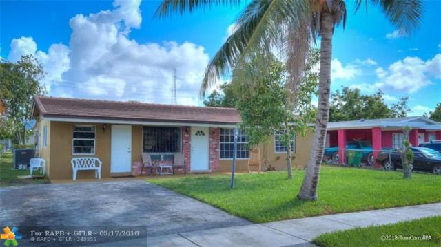 3271 NW 15th St, Lauderhill, FL 33311 (MLS #F10117851) :: Green Realty Properties