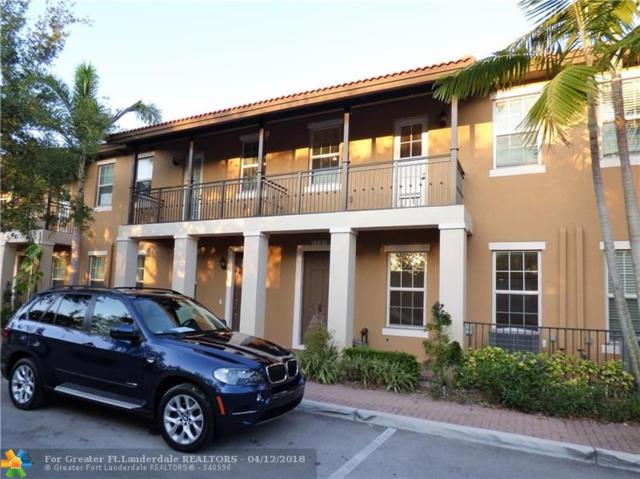1121 SW 147th Ter #1121, Pembroke Pines, FL 33027 (MLS #F10117863) :: Green Realty Properties
