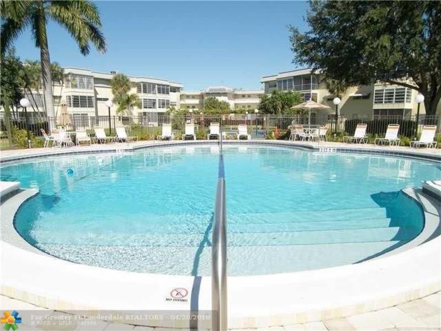 4321 NW 16TH ST 107C, Lauderhill, FL 33313 (MLS #F10117868) :: Green Realty Properties
