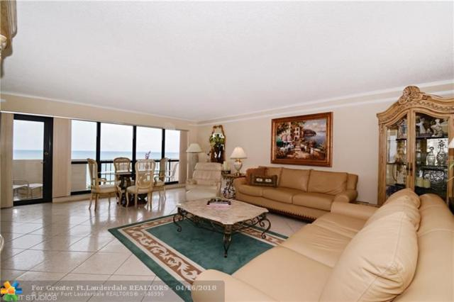 5100 N Ocean Blvd #1216, Lauderdale By The Sea, FL 33308 (MLS #F10117893) :: Castelli Real Estate Services