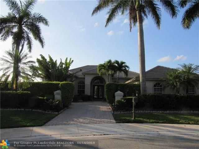 422 Mallard Rd, Weston, FL 33327 (MLS #F10118015) :: Green Realty Properties