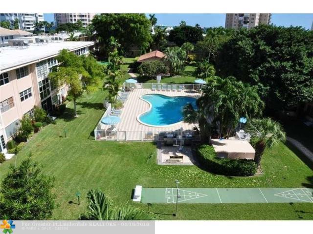 1481 S Ocean Blvd 110E, Pompano Beach, FL 33062 (MLS #F10118025) :: Castelli Real Estate Services