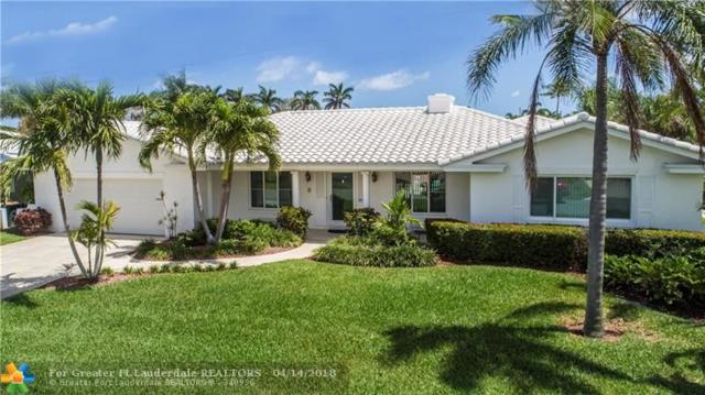 3830 NE 26th Ave, Lighthouse Point, FL 33064 (MLS #F10118046) :: The O'Flaherty Team