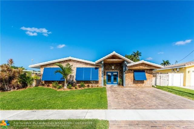 5020 NE 24th Ave, Lighthouse Point, FL 33064 (MLS #F10118119) :: The O'Flaherty Team