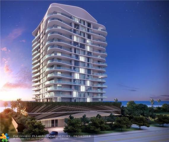 730 N Ocean Blvd #702, Pompano Beach, FL 33062 (MLS #F10118291) :: Green Realty Properties
