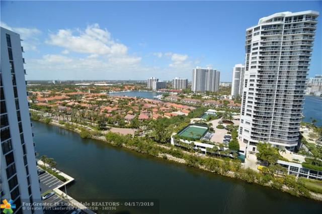 20515 E Country Club Dr #2049, Aventura, FL 33180 (MLS #F10118399) :: Green Realty Properties