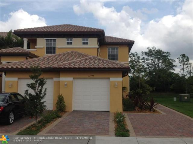 12799 NW 83rd Ct 23-C, Parkland, FL 33076 (MLS #F10118412) :: The O'Flaherty Team