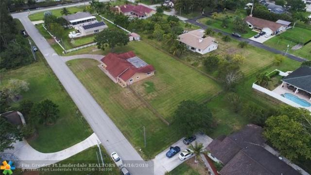 17101 SW 63rd Mnr, Southwest Ranches, FL 33331 (MLS #F10118457) :: Green Realty Properties