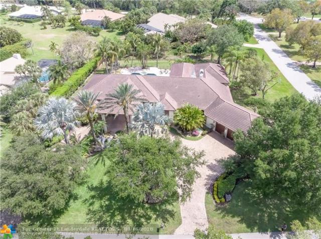 6700 Yellowstone Ln, Parkland, FL 33067 (MLS #F10118462) :: Green Realty Properties