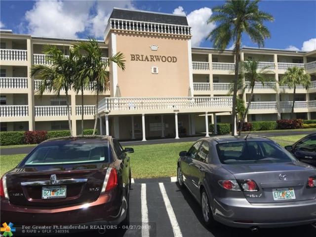 3535 Brokenwoods Dr #306, Coral Springs, FL 33065 (MLS #F10118625) :: Green Realty Properties