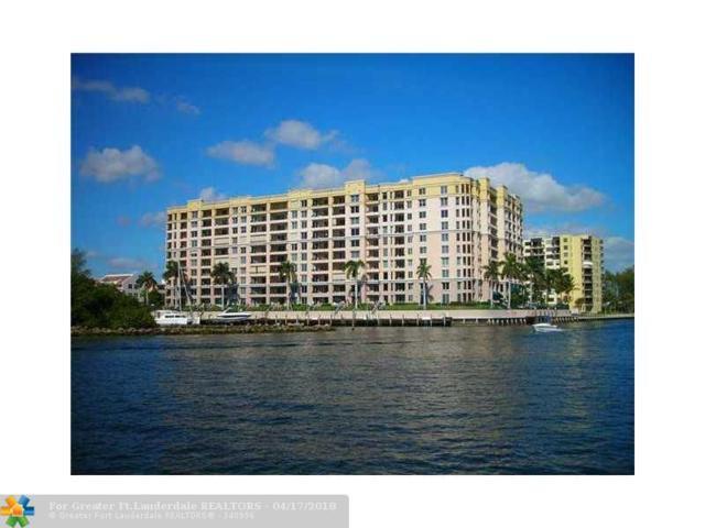 2880 NE 14th Street Cswy #412, Pompano Beach, FL 33062 (MLS #F10118650) :: Green Realty Properties