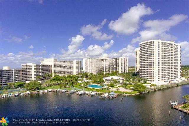 600 Three Islands Blvd #414, Hallandale, FL 33009 (MLS #F10118682) :: Green Realty Properties