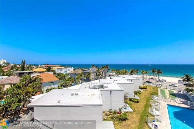 1200 N Fort Lauderdale Beach Blvd #504, Fort Lauderdale, FL 33304 (MLS #F10118687) :: Green Realty Properties