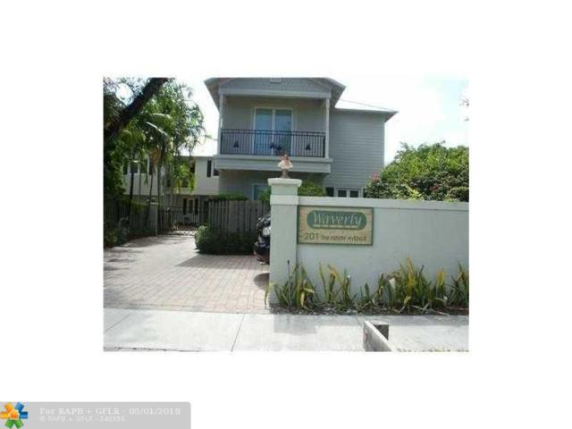 201 Lauderdale Trail #5, Fort Lauderdale, FL 33312 (MLS #F10118691) :: Green Realty Properties