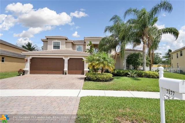 7177 Via Abruzzi, Lake Worth, FL 33467 (MLS #F10118706) :: Green Realty Properties