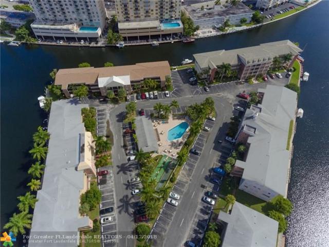 450 Paradise Isle Blvd #204, Hallandale, FL 33009 (MLS #F10118707) :: Green Realty Properties