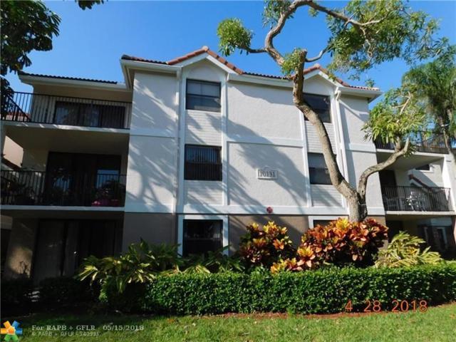 10131 W Sunrise Blvd #302, Plantation, FL 33322 (MLS #F10118716) :: Green Realty Properties