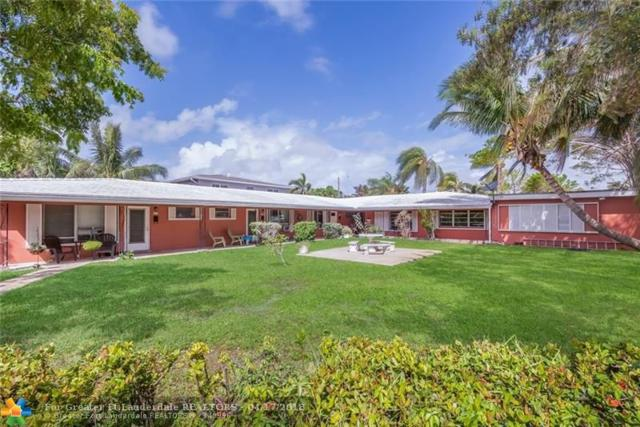 1311 Bayview Dr, Fort Lauderdale, FL 33304 (MLS #F10118738) :: Green Realty Properties