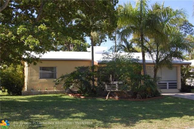 510 NE 49th St, Oakland Park, FL 33334 (MLS #F10118754) :: Castelli Real Estate Services