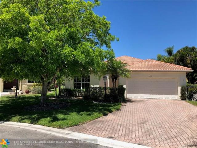 5757 NW 47th Ct, Coral Springs, FL 33067 (MLS #F10118764) :: Green Realty Properties
