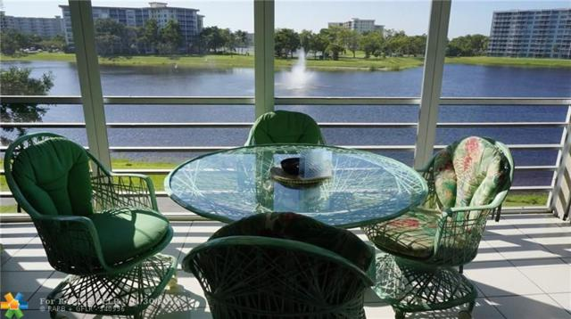 2801 N Palm Aire Dr #301, Pompano Beach, FL 33069 (MLS #F10118800) :: Green Realty Properties