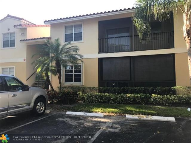 1227 SW 46th Ave #315, Pompano Beach, FL 33069 (MLS #F10118869) :: Castelli Real Estate Services