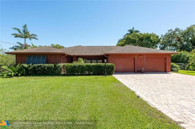 14390 SW 24th St, Davie, FL 33325 (MLS #F10118870) :: The O'Flaherty Team