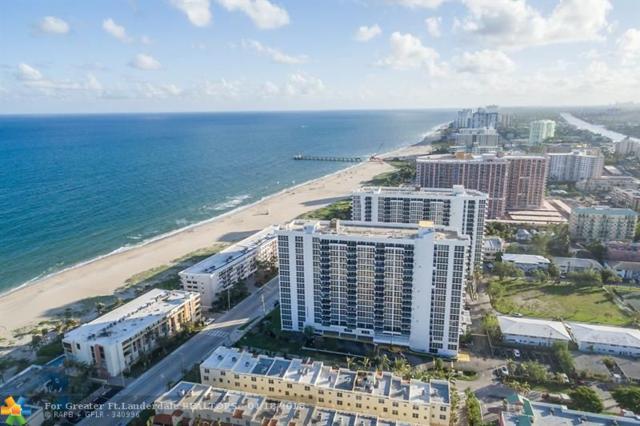 531 N Ocean Blvd #601, Pompano Beach, FL 33062 (MLS #F10118897) :: Castelli Real Estate Services