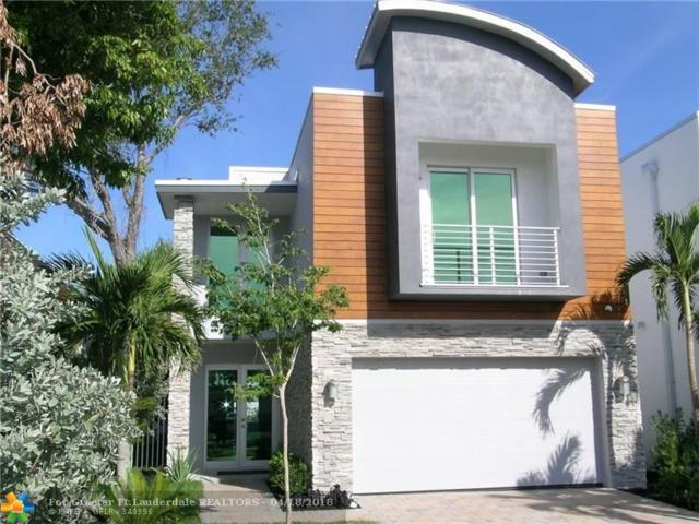 1407 NE 5th St, Fort Lauderdale, FL 33301 (MLS #F10118923) :: Castelli Real Estate Services
