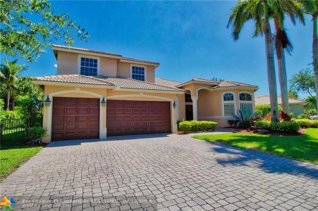 6460 NW 105th Ter, Parkland, FL 33076 (MLS #F10118950) :: Green Realty Properties