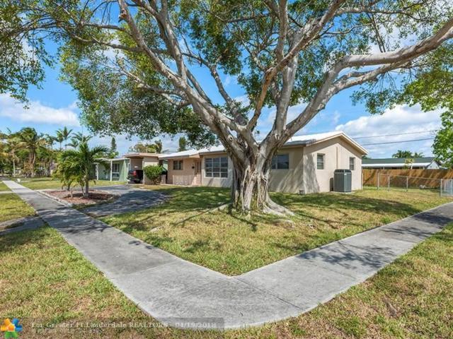 201 NW 39th Ct, Pompano Beach, FL 33064 (MLS #F10118956) :: Castelli Real Estate Services
