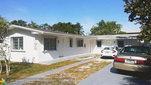 281 NW 41st St, Oakland Park, FL 33309 (MLS #F10118961) :: Castelli Real Estate Services
